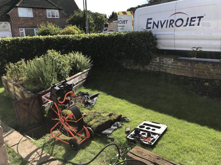 Drain Tracing and CCTV Survey Knaresborough